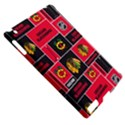 Chicago Blackhawks Nhl Block Fleece Fabric Apple iPad 2 Hardshell Case (Compatible with Smart Cover) View5