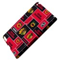Chicago Blackhawks Nhl Block Fleece Fabric Apple iPad 3/4 Hardshell Case View4