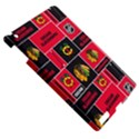 Chicago Blackhawks Nhl Block Fleece Fabric Apple iPad 3/4 Hardshell Case View5