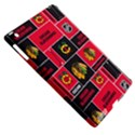 Chicago Blackhawks Nhl Block Fleece Fabric Apple iPad 3/4 Hardshell Case (Compatible with Smart Cover) View5