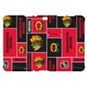 Chicago Blackhawks Nhl Block Fleece Fabric Samsung Galaxy Tab 10.1  P7500 Hardshell Case  View1