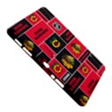 Chicago Blackhawks Nhl Block Fleece Fabric Samsung Galaxy Tab 10.1  P7500 Hardshell Case  View5