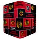 Chicago Blackhawks Nhl Block Fleece Fabric Apple iPad Mini Flip Case View4