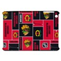 Chicago Blackhawks Nhl Block Fleece Fabric Apple iPad Mini Hardshell Case View1