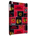 Chicago Blackhawks Nhl Block Fleece Fabric Apple iPad Mini Hardshell Case View2