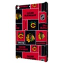 Chicago Blackhawks Nhl Block Fleece Fabric Apple iPad Mini Hardshell Case View3