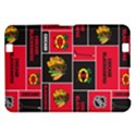 Chicago Blackhawks Nhl Block Fleece Fabric Kindle Fire HD 8.9  View1