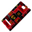 Chicago Blackhawks Nhl Block Fleece Fabric HTC 8S Hardshell Case View4