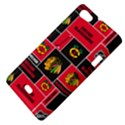 Chicago Blackhawks Nhl Block Fleece Fabric Sony Xperia Miro View4