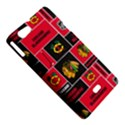 Chicago Blackhawks Nhl Block Fleece Fabric Sony Xperia Miro View5