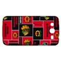 Chicago Blackhawks Nhl Block Fleece Fabric Samsung Galaxy Mega 5.8 I9152 Hardshell Case  View1