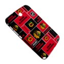 Chicago Blackhawks Nhl Block Fleece Fabric Samsung Galaxy Note 8.0 N5100 Hardshell Case  View5
