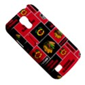 Chicago Blackhawks Nhl Block Fleece Fabric Galaxy S4 Mini View5