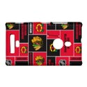 Chicago Blackhawks Nhl Block Fleece Fabric Nokia Lumia 925 View1