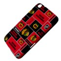 Chicago Blackhawks Nhl Block Fleece Fabric Samsung Galaxy Tab 3 (8 ) T3100 Hardshell Case  View4