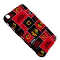 Chicago Blackhawks Nhl Block Fleece Fabric Samsung Galaxy Tab 3 (8 ) T3100 Hardshell Case  View5