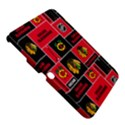 Chicago Blackhawks Nhl Block Fleece Fabric Samsung Galaxy Tab 3 (10.1 ) P5200 Hardshell Case  View5