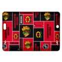 Chicago Blackhawks Nhl Block Fleece Fabric Amazon Kindle Fire HD (2013) Hardshell Case View1