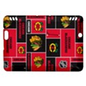 Chicago Blackhawks Nhl Block Fleece Fabric Kindle Fire HDX Hardshell Case View1
