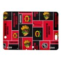 Chicago Blackhawks Nhl Block Fleece Fabric Kindle Fire HDX 8.9  Hardshell Case View1
