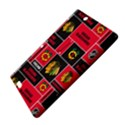 Chicago Blackhawks Nhl Block Fleece Fabric Kindle Fire HDX 8.9  Hardshell Case View4