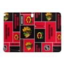 Chicago Blackhawks Nhl Block Fleece Fabric Samsung Galaxy Tab Pro 12.2 Hardshell Case View1