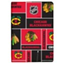 Chicago Blackhawks Nhl Block Fleece Fabric iPad Mini 2 Flip Cases View1