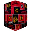 Chicago Blackhawks Nhl Block Fleece Fabric iPad Mini 2 Flip Cases View3