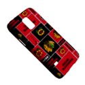 Chicago Blackhawks Nhl Block Fleece Fabric Galaxy S5 Mini View5