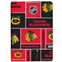 Chicago Blackhawks Nhl Block Fleece Fabric iPad Air 2 Flip View1