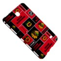 Chicago Blackhawks Nhl Block Fleece Fabric Samsung Galaxy Tab 4 (7 ) Hardshell Case  View5