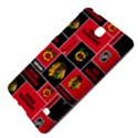Chicago Blackhawks Nhl Block Fleece Fabric Samsung Galaxy Tab 4 (8 ) Hardshell Case  View4