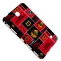 Chicago Blackhawks Nhl Block Fleece Fabric Samsung Galaxy Tab 4 (8 ) Hardshell Case  View5