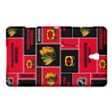 Chicago Blackhawks Nhl Block Fleece Fabric Samsung Galaxy Tab S (8.4 ) Hardshell Case  View1