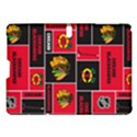 Chicago Blackhawks Nhl Block Fleece Fabric Samsung Galaxy Tab S (10.5 ) Hardshell Case  View1