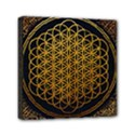 Bring Me The Horizon Cover Album Gold Mini Canvas 6  x 6  View1
