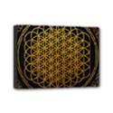 Bring Me The Horizon Cover Album Gold Mini Canvas 7  x 5  View1