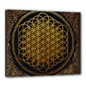 Bring Me The Horizon Cover Album Gold Canvas 24  x 20  View1
