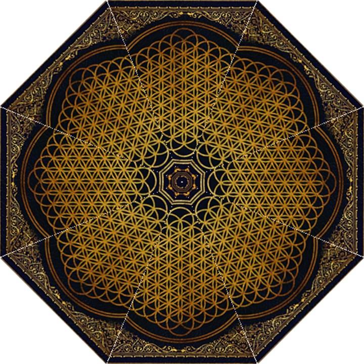 Bring Me The Horizon Cover Album Gold Straight Umbrellas