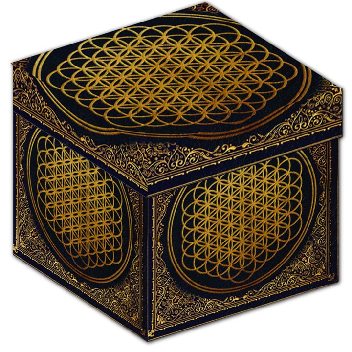 Bring Me The Horizon Cover Album Gold Storage Stool 12