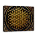Bring Me The Horizon Cover Album Gold Deluxe Canvas 20  x 16   View1