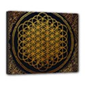Bring Me The Horizon Cover Album Gold Deluxe Canvas 24  x 20   View1