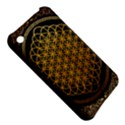 Bring Me The Horizon Cover Album Gold Apple iPhone 3G/3GS Hardshell Case View5