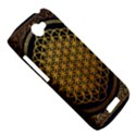 Bring Me The Horizon Cover Album Gold HTC One S Hardshell Case  View5