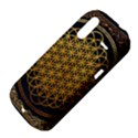 Bring Me The Horizon Cover Album Gold HTC Amaze 4G Hardshell Case  View4