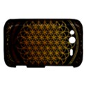 Bring Me The Horizon Cover Album Gold HTC Wildfire S A510e Hardshell Case View1
