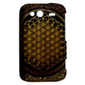 Bring Me The Horizon Cover Album Gold HTC Wildfire S A510e Hardshell Case View2