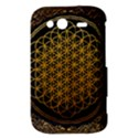 Bring Me The Horizon Cover Album Gold HTC Wildfire S A510e Hardshell Case View3