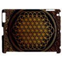 Bring Me The Horizon Cover Album Gold Apple iPad 2 Hardshell Case (Compatible with Smart Cover) View1
