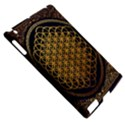 Bring Me The Horizon Cover Album Gold Apple iPad 2 Hardshell Case (Compatible with Smart Cover) View5
